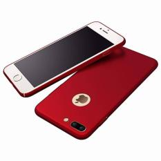 Jual Hardcase Babyskin Iphone 6Ultra Slim Shockproof Premium Matte Merah Iphone Asli