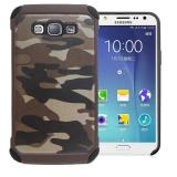 Hardcase Back Cover Army Tough Armor Samsung Galaxy J5 2015 Brown Diskon Indonesia