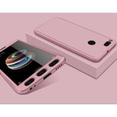 Jual Hardcase Case 360 Xiaomi Mi A1 5X Fullset Casing Free Tempered Glass Rose Gold Hardcase Asli
