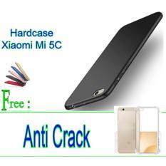 Hardcase Case For Xiaomi mi 5C BLACK/BLUE/RED/GOLD/ROSE GOLD FREE Anti Crack