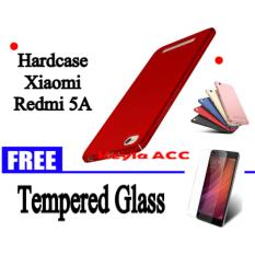 Hardcase case for Xiaomi redmi 5A - FREE Tempered Glass