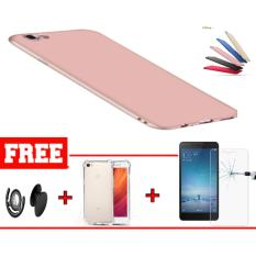 Toko Hardcase Case For Xioami Redmi Note 5A Black Blue Gold Red Rosse Gold Free Popsocket Anticrack Case For Xiaomi Redmi 5A Clear Tempered Glass Scren Protector For Xiaomi Redmi Note 5A Bening Terlengkap