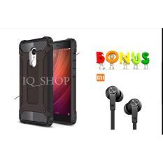 Toko Hardcase Case Spigen For Xiaomi Redmi Note 4 4X Free Original Headset Xiaomi Piston 3 Black Yang Bisa Kredit