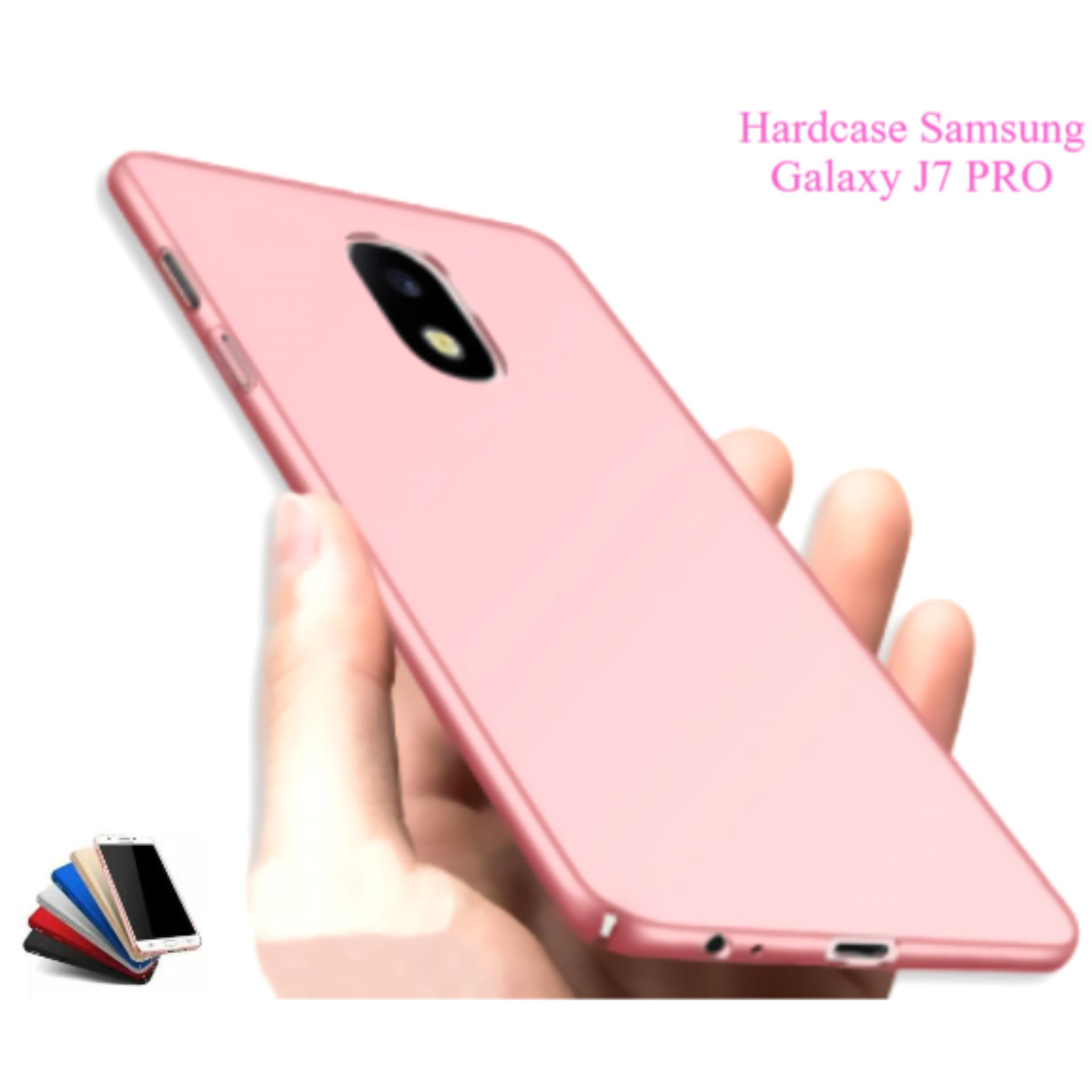 Beli Hardcase Casing Cover Hp Samsung Galaxy J7 Pro Hitam Biru Gold Merah Rose Gold Abs Secara Angsuran