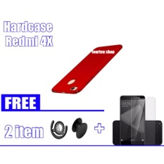 Harga Hardcase Casing Cover Hp Xiaomi Redmi 4X Free Popsocket Tempered Glass Redmi 4X Casing Handphone Terbaik