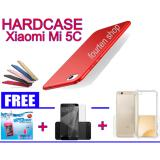 Beli Hardcase For Xiaomi Mi5C Free Waterproof Tempered Glass Xiaomi Mi 5C Anticrack Xiaomi Mi 5C Clear Hardcase Online