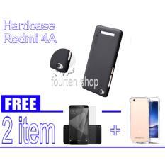 Obral Hardcase For Xiaomi Redmi 4A Free Tempered Glass Redmi 4A Anti Cr*Ck Redmi 4A Murah