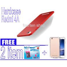 Jual Hardcase For Xiaomi Redmi 4A Free Waterproof Anti Cr*Ck Redmi 4A Branded Murah
