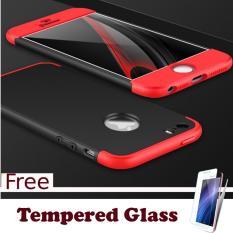 Hardcase GKK 360 For Apple iPhone 6 / 6s Full Cover Shockproof Casing Handphone Polikarbonat - Mera