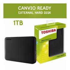 Harga Harddisk Eksternal Toshiba 1 Tb Canvio Hitam Toshiba Ori
