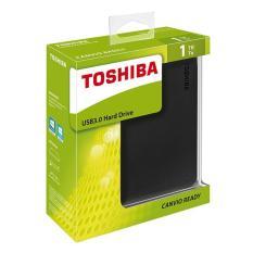 Jual Harddisk Eksternal Toshiba 1 Tb Canvio Ready Branded