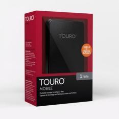 Harddisk HDD External USB 3.0 Hitachi Touro Mobile 1TB