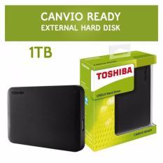 Hardisk Eksternal Toshiba Canvio 1TB