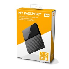 Hardisk External WD My Passport 2TB