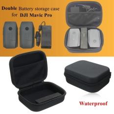 Ulasan Tentang Hardshell Penyimpanan Anti Shock Protector Baterai Bag Travel Case Untuk Dji Mavic Pro Intl