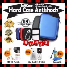 Spesifikasi Harga Murah Hardcase Softcase Pelindung Harddisk Powerbank Gps Modem Antishock Tahan Banting Pouch Bag Shockproof Tas Harddisk External Blue Gratis Led Usb Portable Iring Stand Hp Tablet Cleaning Kit Pembersih Lcd Pc Laptop Bagus