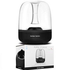 Harman Kardon Aura Studio Wireless Bluetooth Sub-Woofer Speaker System - Hitam