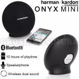 Spesifikasi Harman Kardon Onyx Mini Bluetooth Speaker Wireless Portabel Original Hitam