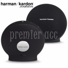 Harmon Kardon Onyx Mini Speaker Bluetooth Portable Rechargeable - Hitam