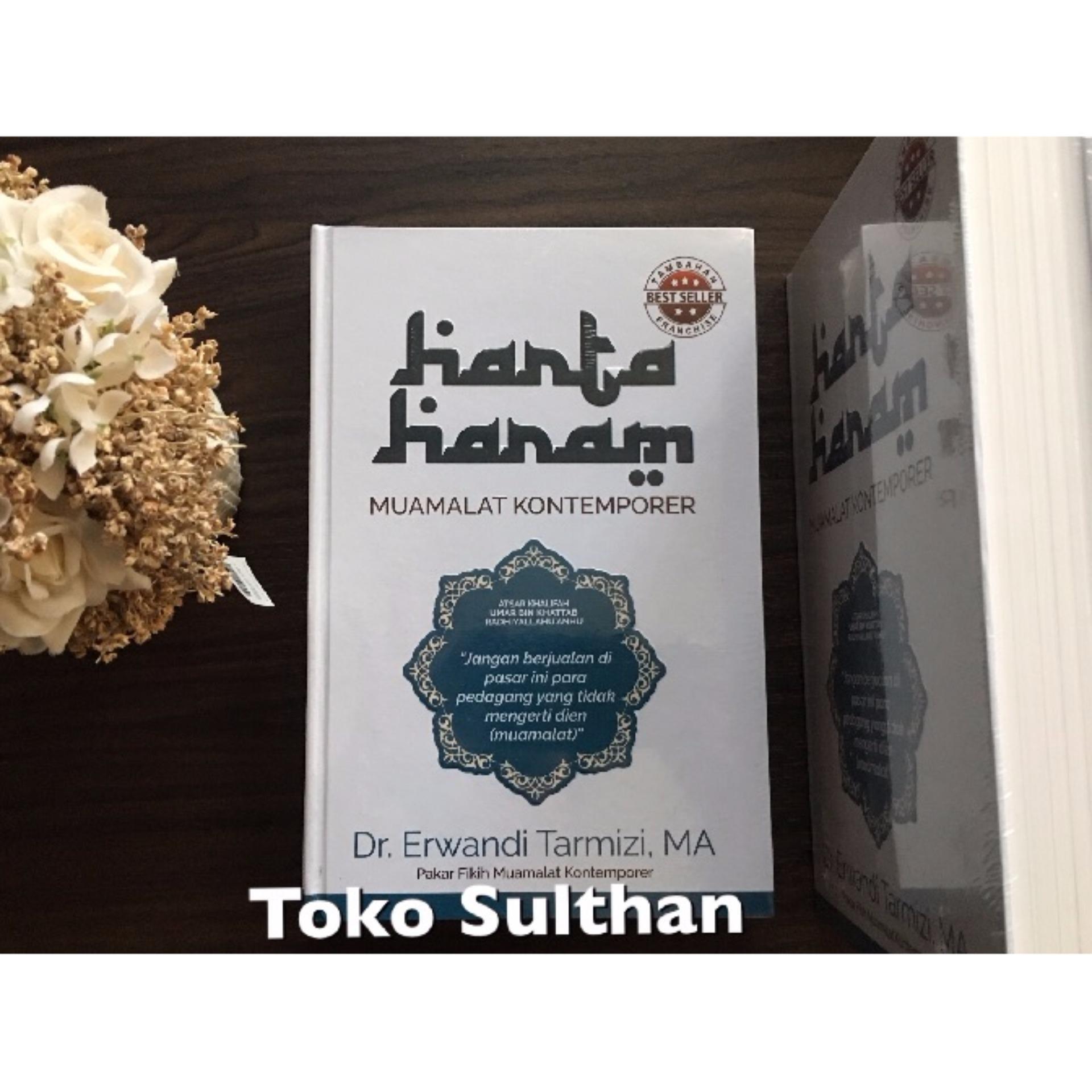 Toko Harta Haram Muamalat Kontemporer New Hard Cover Lengkap
