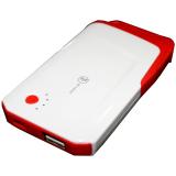 Havit Polymer Power Bank Hv Mpb04 3000 Mah Putih Merah Asli