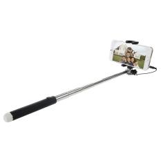 Spesifikasi Haweel Mini Multifungsi Wire Controlled Dapat Diperpanjang Selfie Stick Monopod Untuk Ponsel Ios Android Gopro Max Panjang 70 Cm Hitam Murah