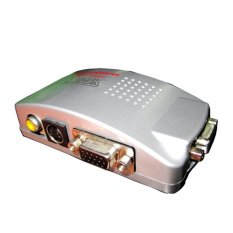 Jual Beli Hawk Hw 010 Vga Conversion High Resolution Video Vga To Video Video Converter Di Dki Jakarta