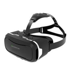 Hazyasm Youthcar® Berkualitas Tinggi 1st/2nd Generasi 360 ° Melihat Immersive Realitas Maya Headset Vr Goggle Kotak 3D kacamata untuk 3D Film Video Permainan-Internasional