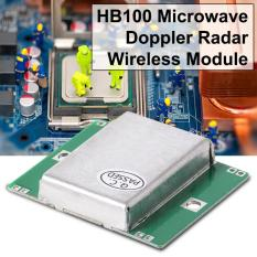 HB100 Microwave Doppler Radar Wireless Motion Sensor Microwave Module Hot TE483