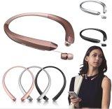 Review Hbs 910 Wireless Bluetooth Handset Memakai Leher Hanging Olahraga Headphone Bisnis Musik Earphone In Ear Stereo Untuk Intl Terbaru