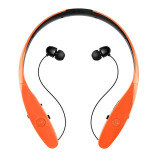 Pusat Jual Beli Hbs900 Nirkabel Bluetooth Headphone Sport Handsfree Orange Tiongkok
