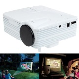 Hd 1080P Home Cinema Theater Led Lcd Projector Pc Av Tv Vga Usb Hdmi Intl Terbaru