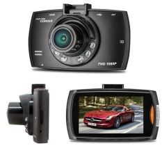 HD 1080P LCD Car DVR Dash Camera Crash Cam Night HDMI,Gravity Sensor - intl