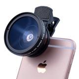 Beli Hd 37 Mm 45 X Super Sudut Lebar Lensa Dengan 12 5 X Super Lensa Makro Untuk Ponsel Online Tiongkok