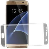 Beli Hd Jelas Marah Kaca Layar Penuh Untuk Film Penutup Pelindung Samsung Galaxy S7 Edge 5 5 Inci Perak Murah