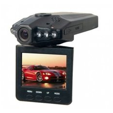 HD DVR Car Recorder 6 IR LED TFT Color LCD Car Camera - 2.5