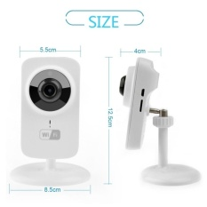 HD Mini Wifi IP Camera Wireless 720P Smart P2P Baby MonitorNetworkCCTV Security Camera Home Protection Mobile Remote Cam - intl