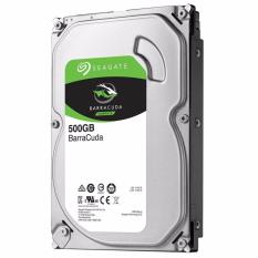 HDD/ hdd/ hardisk/ hd/ hard drive internal Seagate BarraCuda 500GB Hardisk Internal PC Desktop 3.5