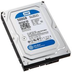 HDD/ hdd/ hardisk/ hd/ hard drive WD western digital 500GB BLUE 3.5IN internal UNTUK PC