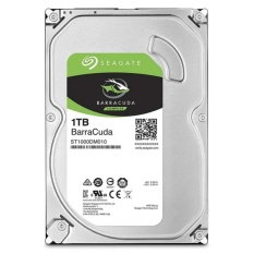 Harga Seagate Barracuda 1Tb Hardisk Internal Pc Desktop 3 5 Sata 3 7200Rpm Fullset Murah