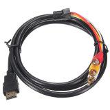 Spesifikasi Hdmi Male Untuk 3 Rca Dari Konverter Audio Video Adaptor Hdtv Kabel Komponen Av 1 5 M Oem Terbaru