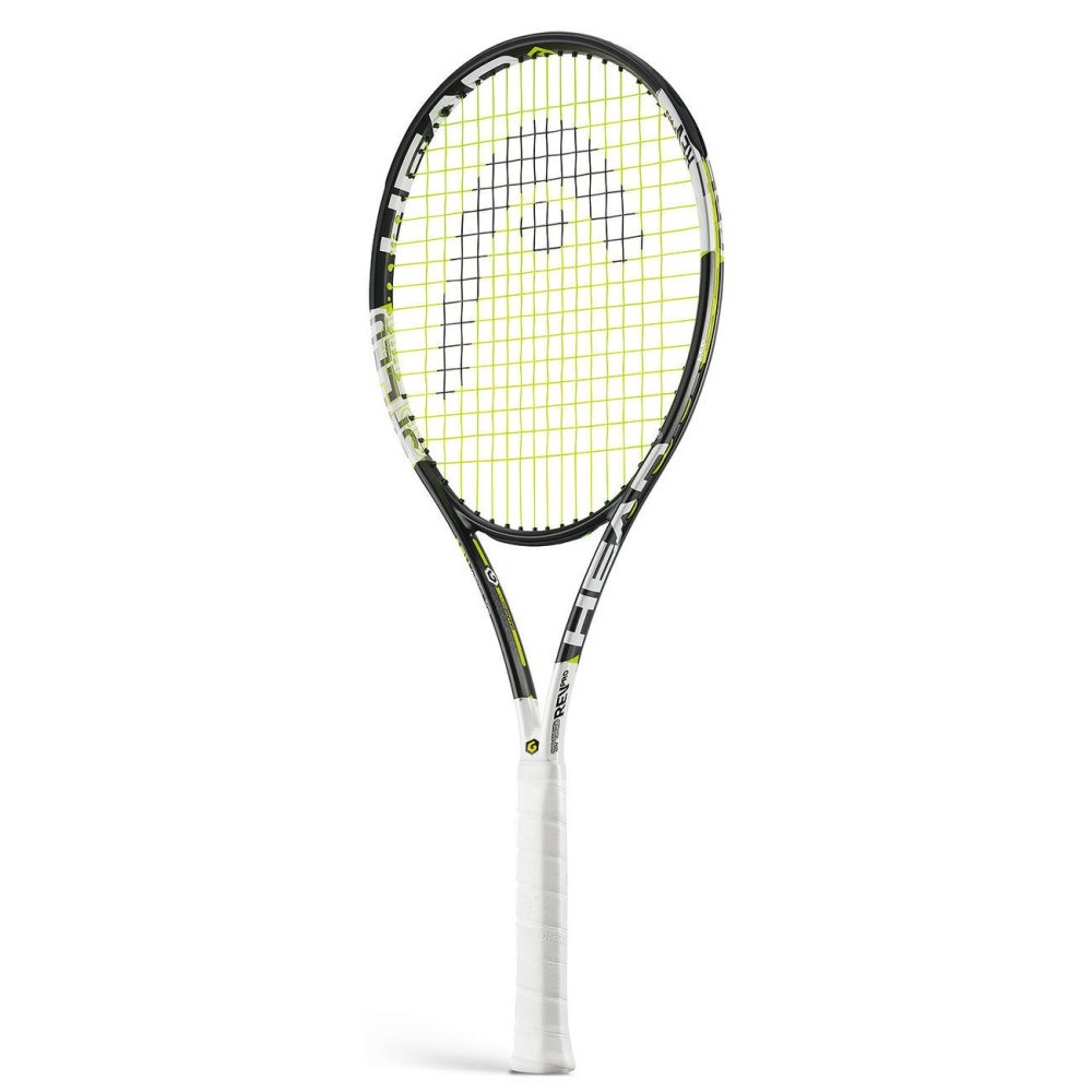 Head Raket Tenis Speed Rev pro Graphene XT Unstrung Grip 2 Black/White/Green