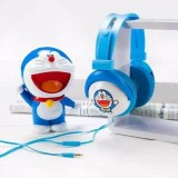 Ulasan Lengkap Tentang Headphone Headset Karakter Doraemon Mobile Stereo Headset Pm2902