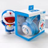 Jual Headphone Animasi Karakter Doraemon Import