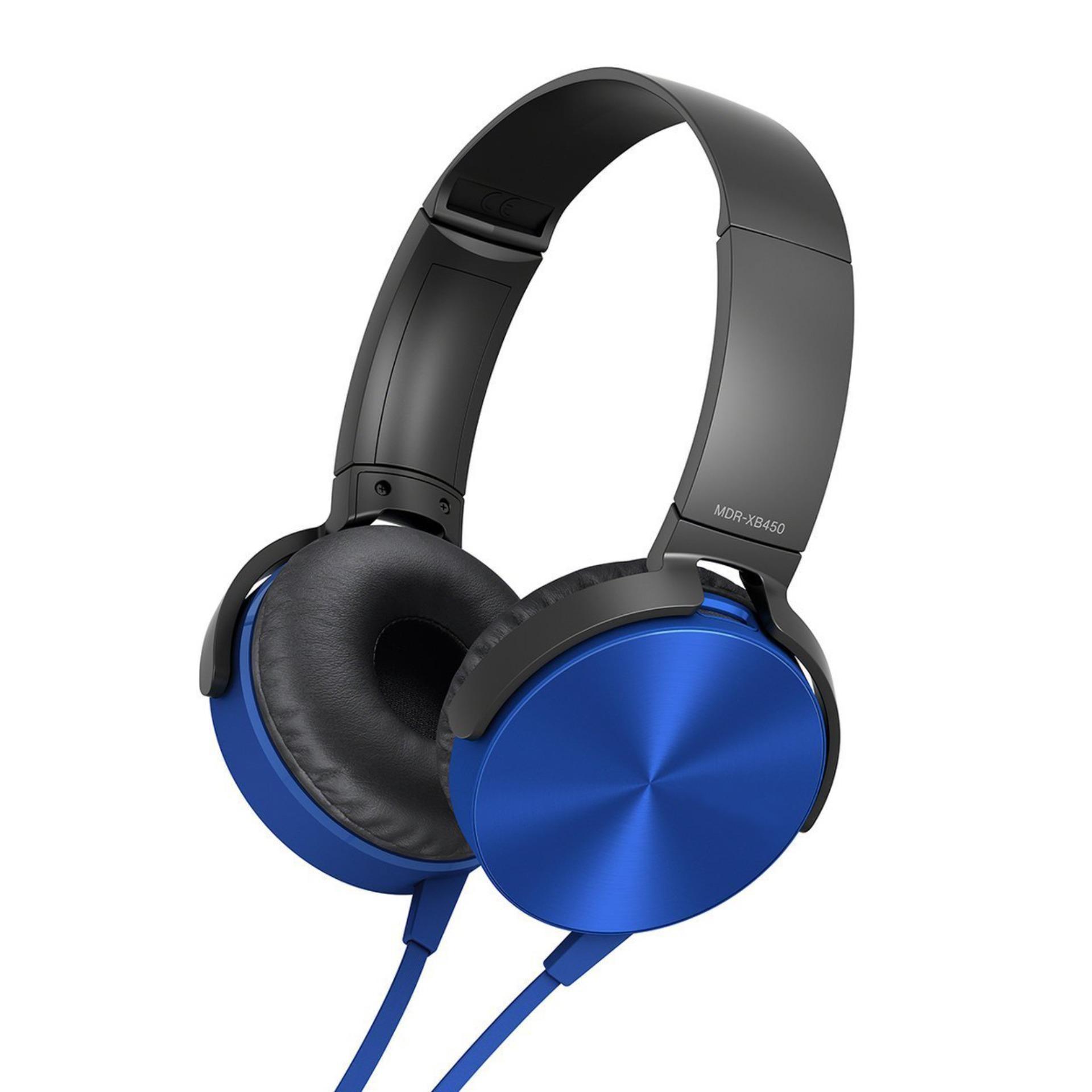 Jual Headphone Anugerah Headset Mdr Xb450Ap Anugerah Asli