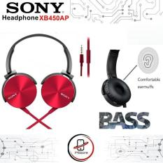 Jual Headphone Headset Sony Mdr Xb450Ap Stereo Earphone Import