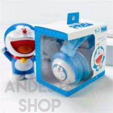 Spek Headphone Stereo Karakter Doraemon Bando Dki Jakarta