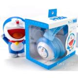 Harga Headphone Stereo Karakter Doraemon Hello Kitty Bando Satu Set