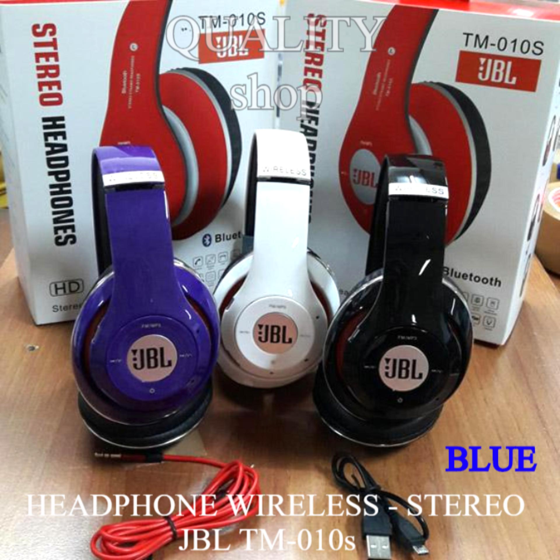 Miliki Segera Headphone Wireless Stereo Jbl Tm 010S