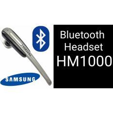 Harga Headseat Bluetooth Stereo Samsung Hm 1000 Gold Dan Spesifikasinya